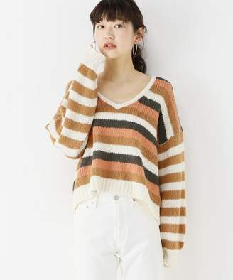 Spick and Span (スピック アンド スパン) - Spick and Span 【Madewell】 Color Block Balloon Slee