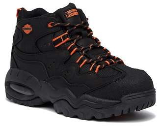 Harley-Davidson Cross Roads II Steel Toe Lace-Up Boot