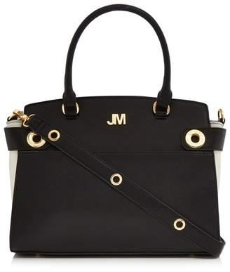 at Debenhams Star by Julien Macdonald Black Winged Large Grab Bag