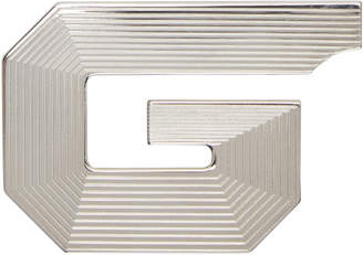 Givenchy Silver G Money Clip