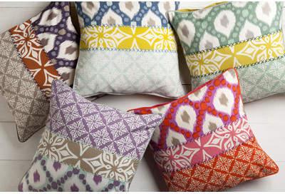 Wayfair Rachida Cotton Throw Pillow