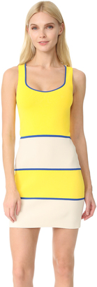 Boutique Moschino Scoop Neck Dress $525 thestylecure.com