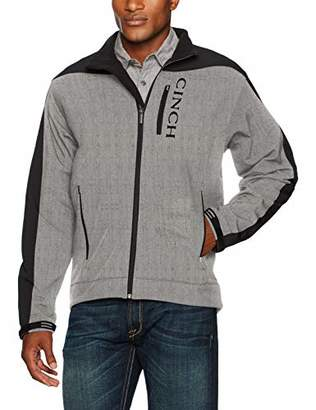 dd73b7b8daf6 Cinch Men s Bonded Softshell Jacket