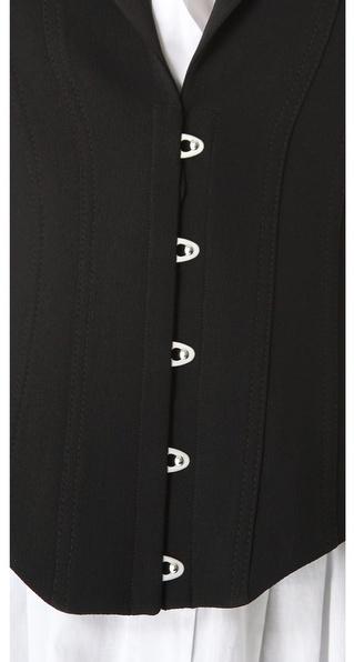 Jean Paul Gaultier Crepe Jacket