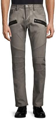 Cult of Individuality Men's Greaser Moto Jeans