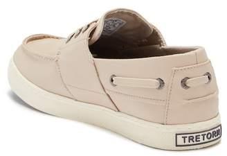 Tretorn Motto Boat Sneaker