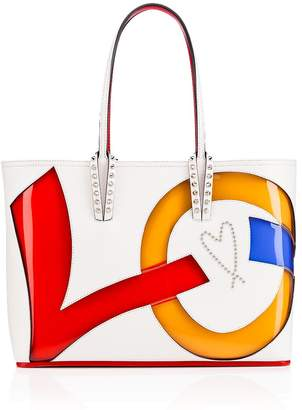 Christian Louboutin Cabata Small Tote Bag