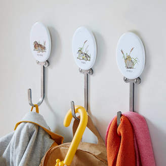 Rails This Is Nessie Personalised Duck Family Coat Hook