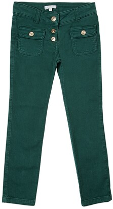 Chloé Slim Fit Stretch Denim Jeans