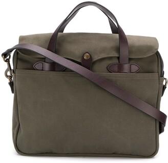 Filson rugged twill briefcase