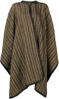 1ae47ee5 Forte Forte striped cape