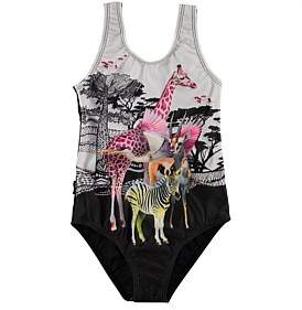 Molo Girls One Piece Swimsuit (4-6 Years)