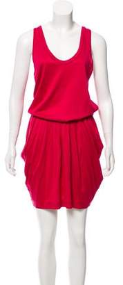 United Bamboo Sheath Sleeveless Dress