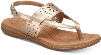 b.ø.c. Clearwater Flat Sandals Women Shoes