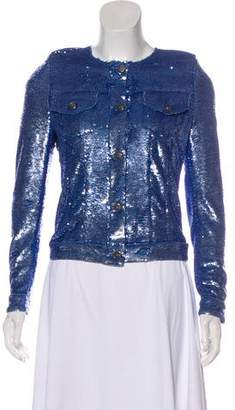 IRO Sequin Structured Jacket