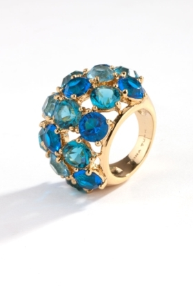 Trina Turk Jewel Encrusted Ring