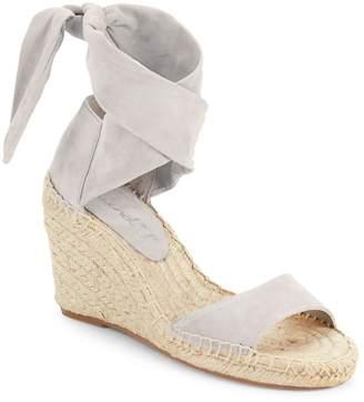 Splendid Women's Jessica Open-Toe Espadrille Wedge Sandals