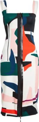 Cushnie et Ochs Sleeveless Pencil Dress