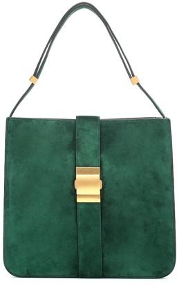 Bottega Veneta The Marie suede shoulder bag