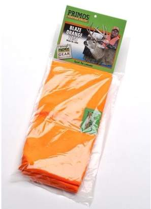 Primos Hunting Primos Blaze Orange Vest - Adult Size 6365