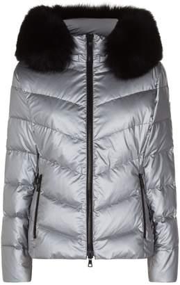 M. Miller Avery Fur Trim Ski Jacket