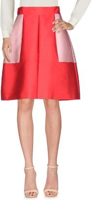 Space Style Concept Knee length skirts - Item 35353272