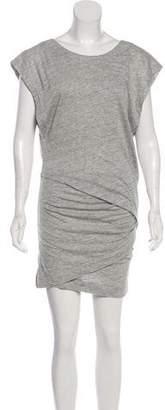 IRO Cap Sleeve Mini Dress
