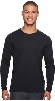 Hurley Icon Quick Dry Long Sleeve Surf Shirt UPF 50+ Men's Swimwear
