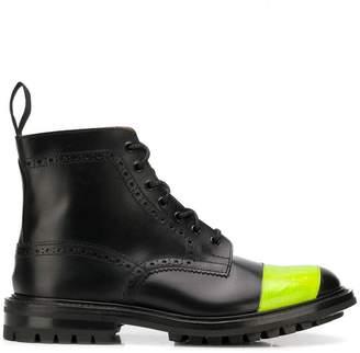 Junya Watanabe classic lace-up boots