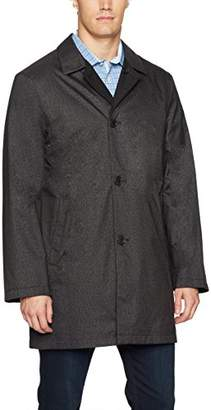 Hart Schaffner Marx Men's Rafaello Reversible Raincoat