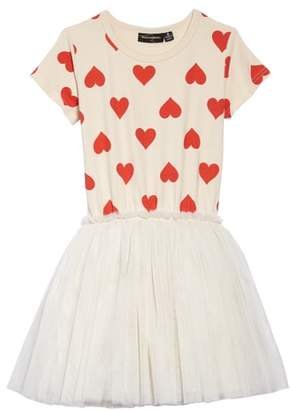 Rock Your Kid Sweetheart Circus Dress