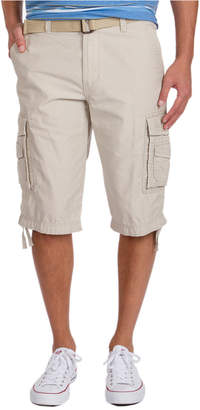 UNIONBAY Men's Big and Tall Belted Cordova Messenger Short