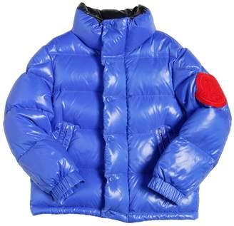 Moncler Dervaux Laqué Nylon Down Jacket
