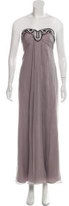 Temperley London Silk Maxi Dress Silk Maxi Dress