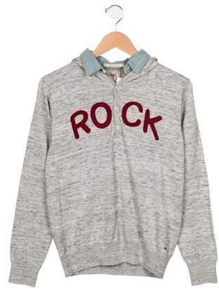 Scotch Shrunk Girls' Layered Shirt Sweater w/ Tags