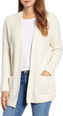 Lucky Brand Venice Cotton Blend Cardigan