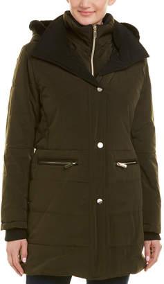 Gloria Vanderbilt Puffer Jacket