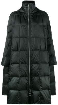 Ienki Ienki Pyramide Goose down hooded puffer coat