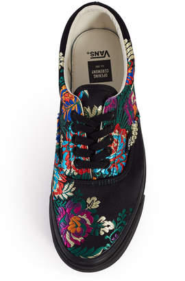 Opening Ceremony Vans For OC Satin Floral OG Era LX Sneaker