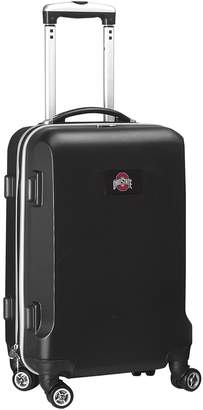 NCAA Kohl's Ohio State Buckeyes 20-Inch Hardside Spinner Carry-On