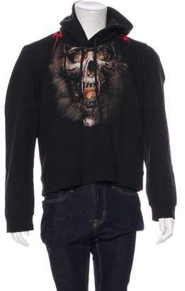 Vetements 2016 Heavy Metal Graphic Sweatshirt