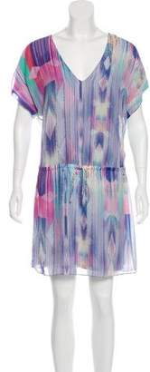 Rory Beca Silk Mini Dress