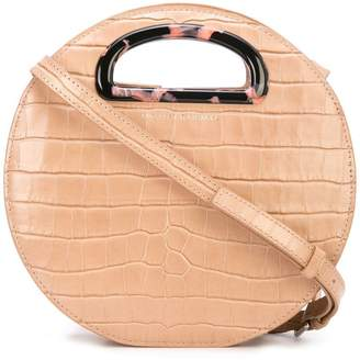 Loeffler Randall circle crossbody bag