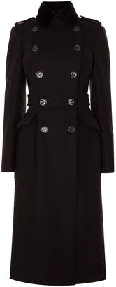 Karen Millen Military Wool Coat