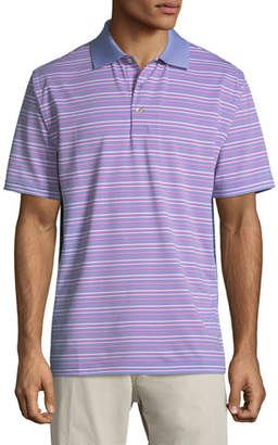 Peter Millar McDowell Striped Print Shirt