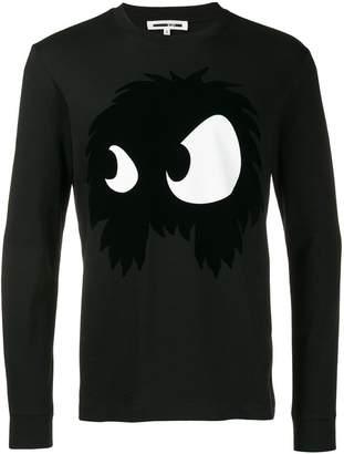 McQ crew neck sweater
