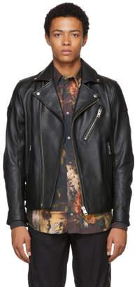 Diesel Black L-Krampis Jacket
