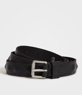 AllSaints Prism Leather Belt