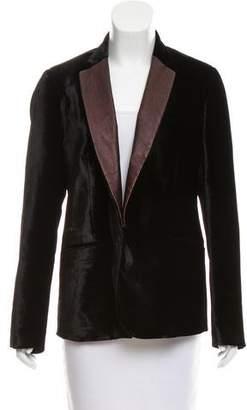 Paul Smith Velvet Notch-Lapel Jacket