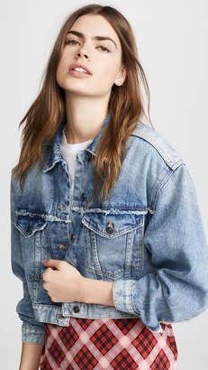 Free People Bedford Cropped Jacket